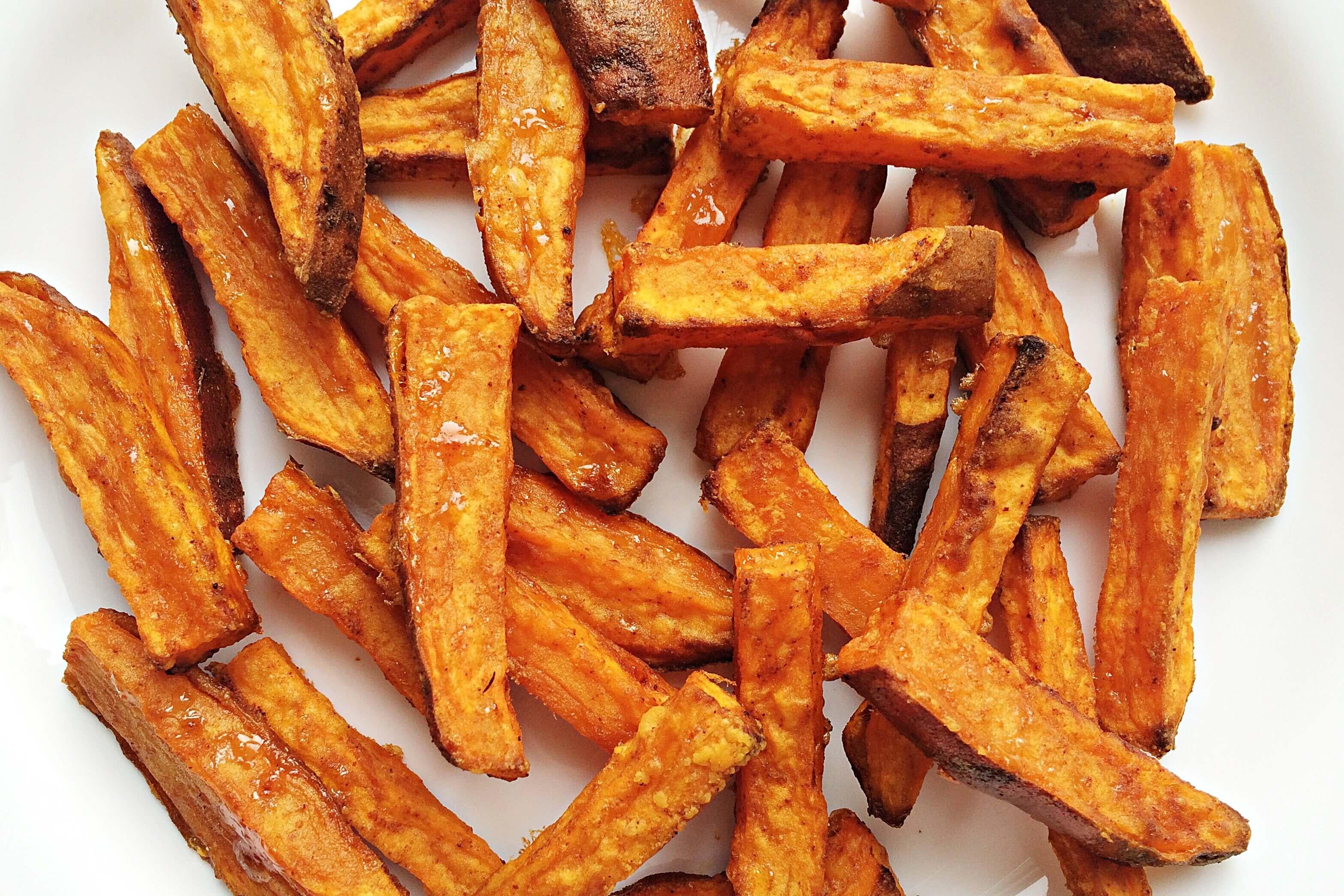 5 Tipps für knusprige Sweet Potato Fries