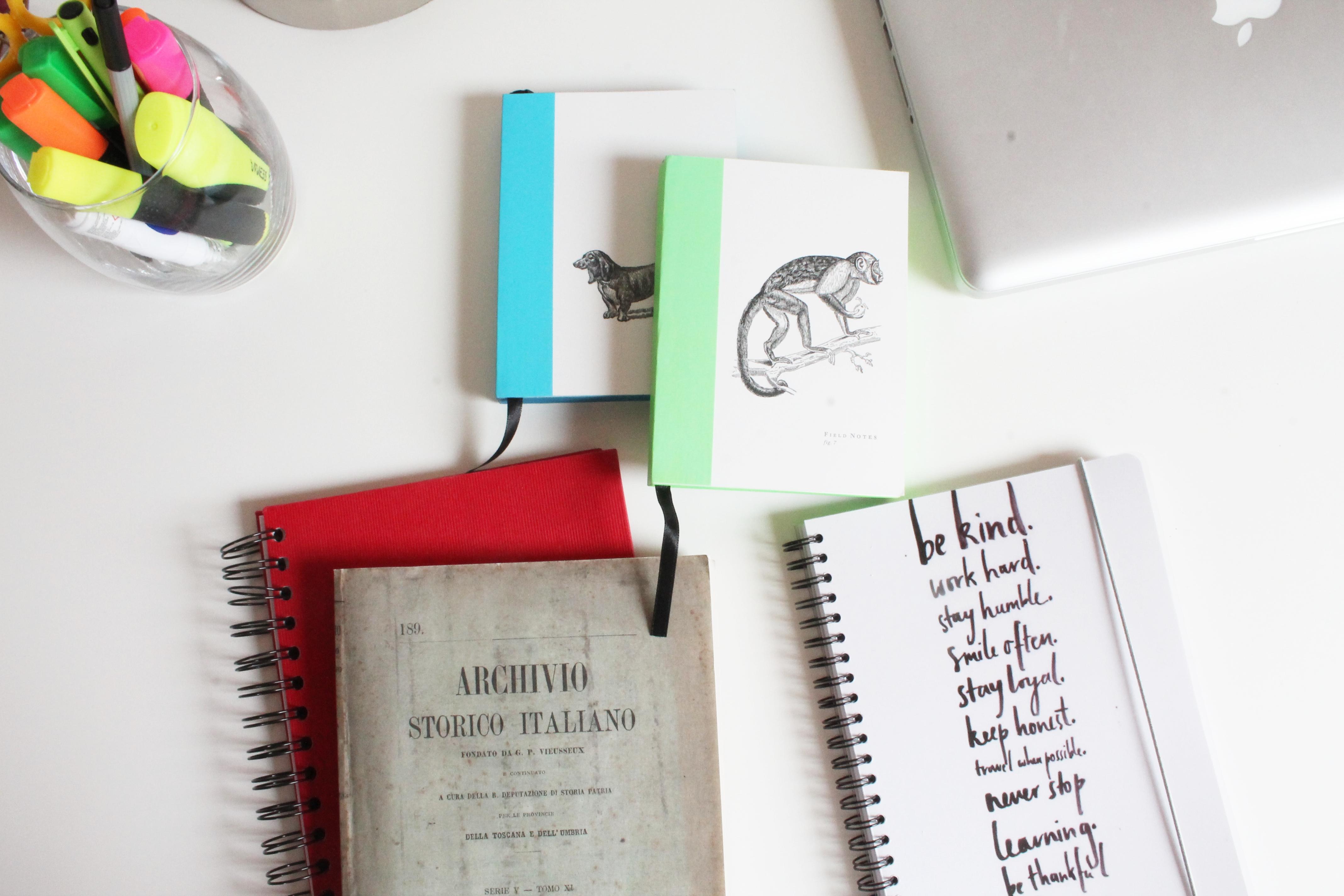 Notizbücher_Notebooks