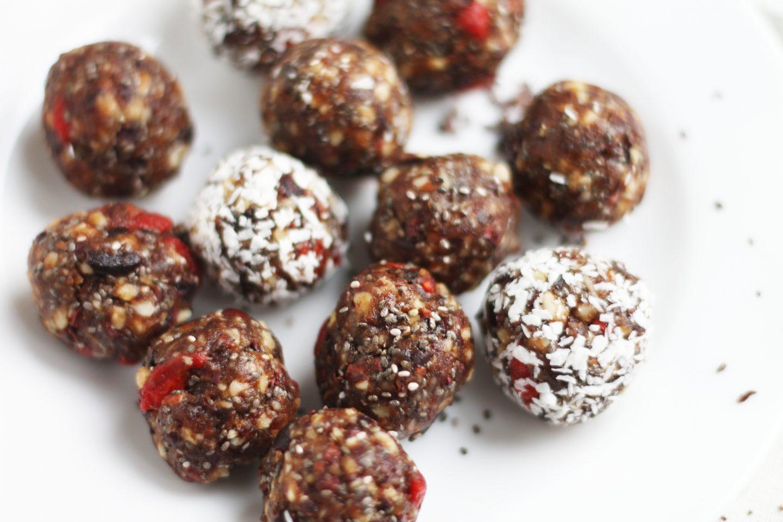 Superfood-Balls
