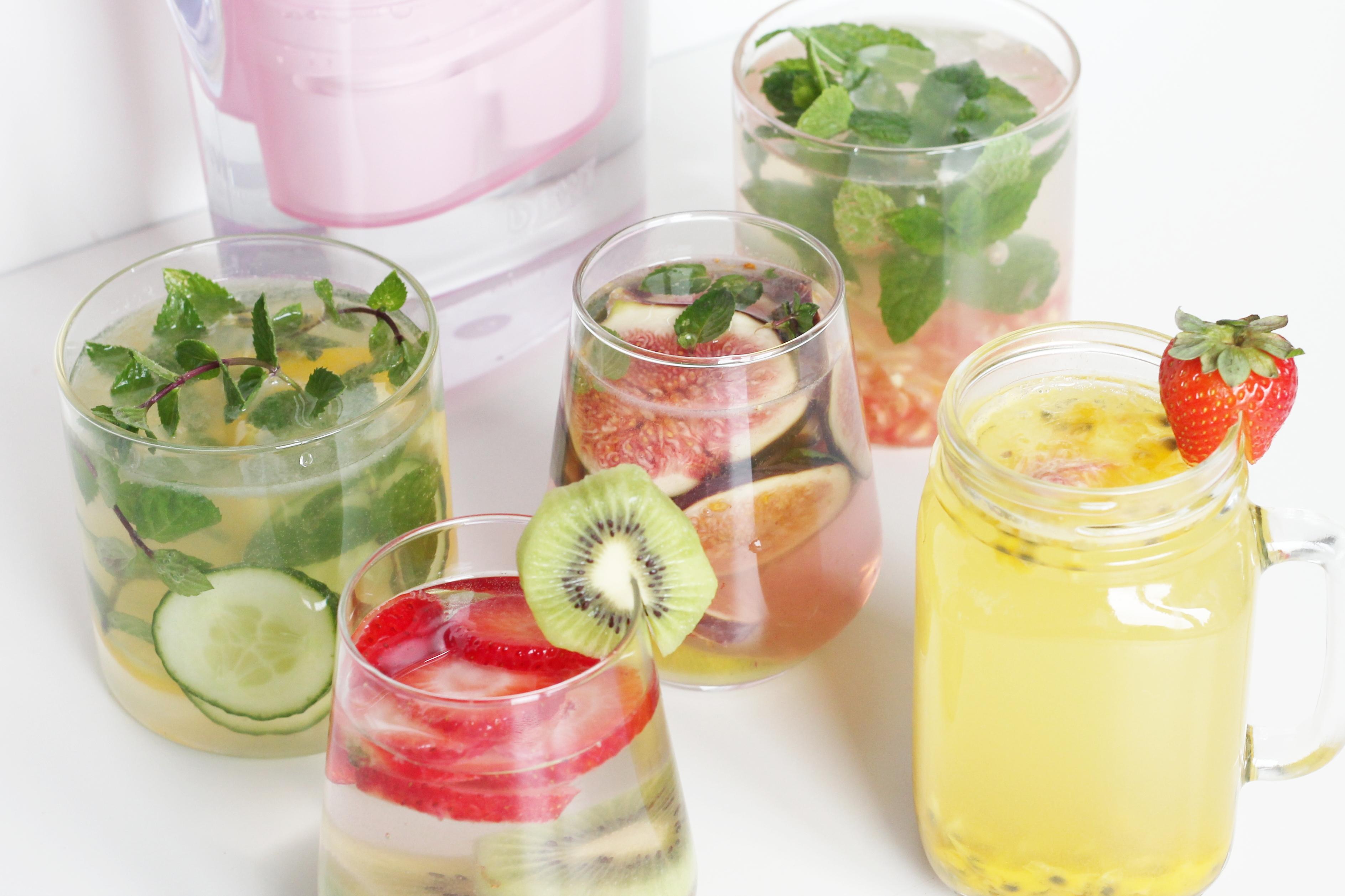 Besser & Mehr trinken – Wie? So!