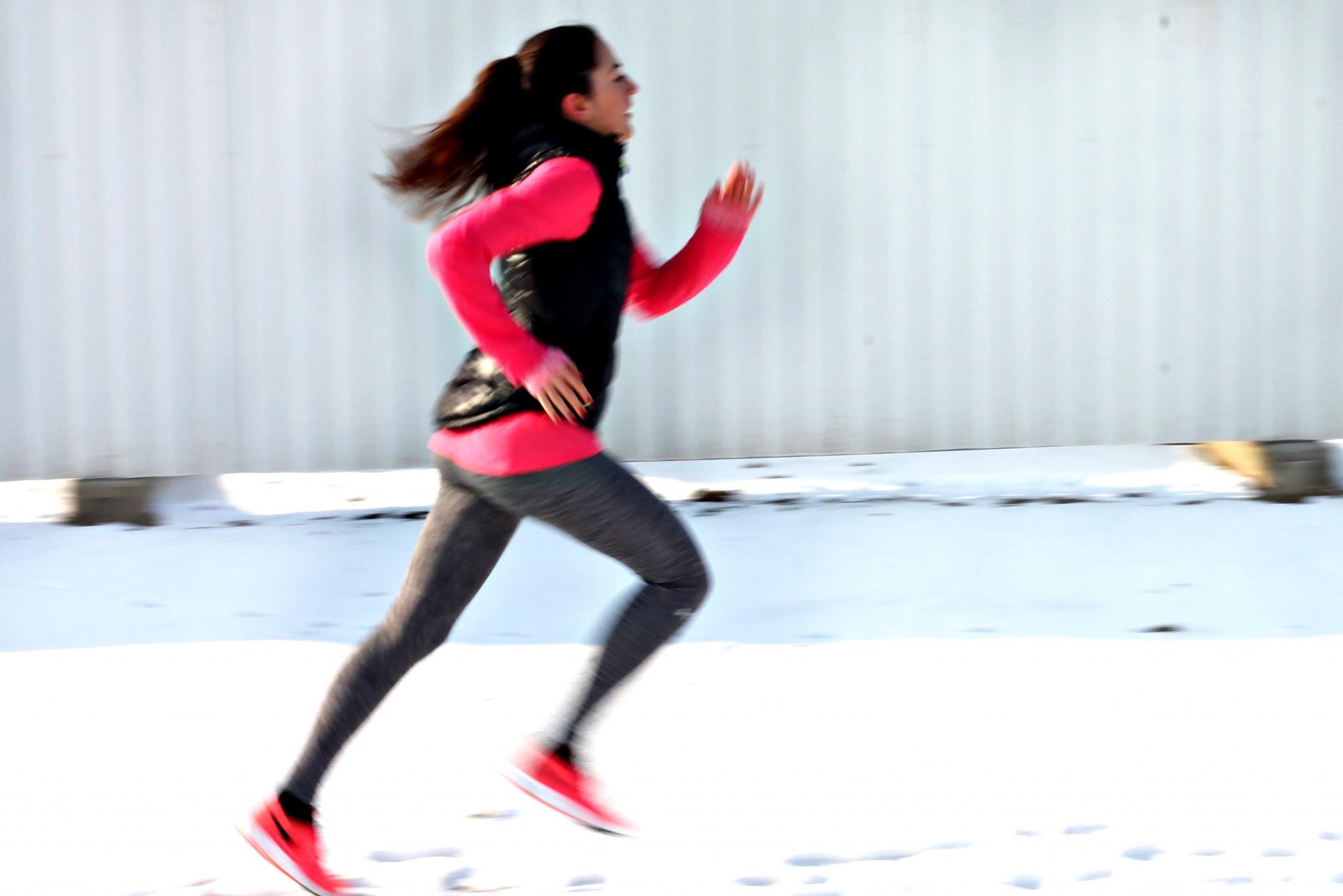 Running Free, Running Fast | freeletics running
