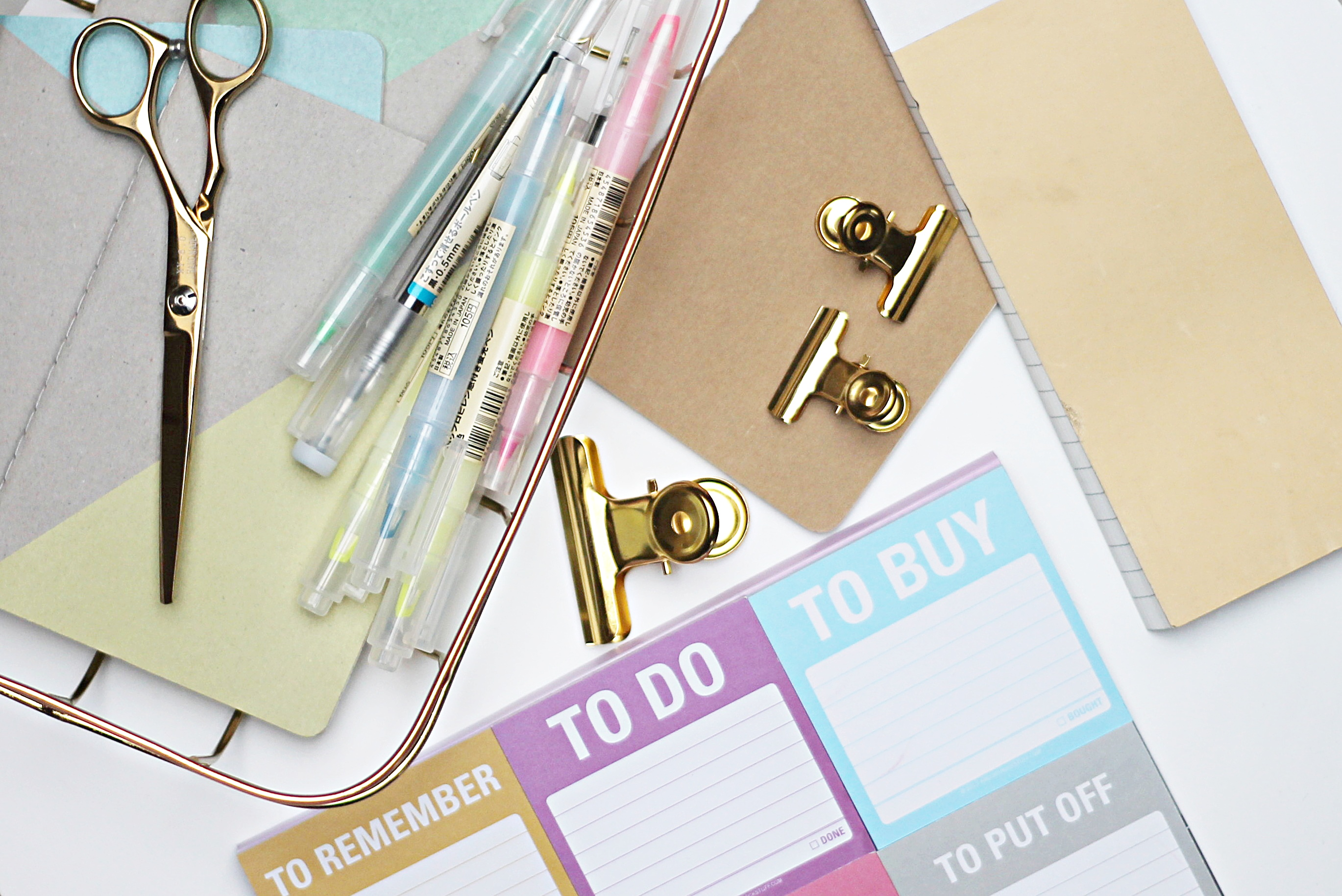 Stationery Love – Mini Büroartikel Haul
