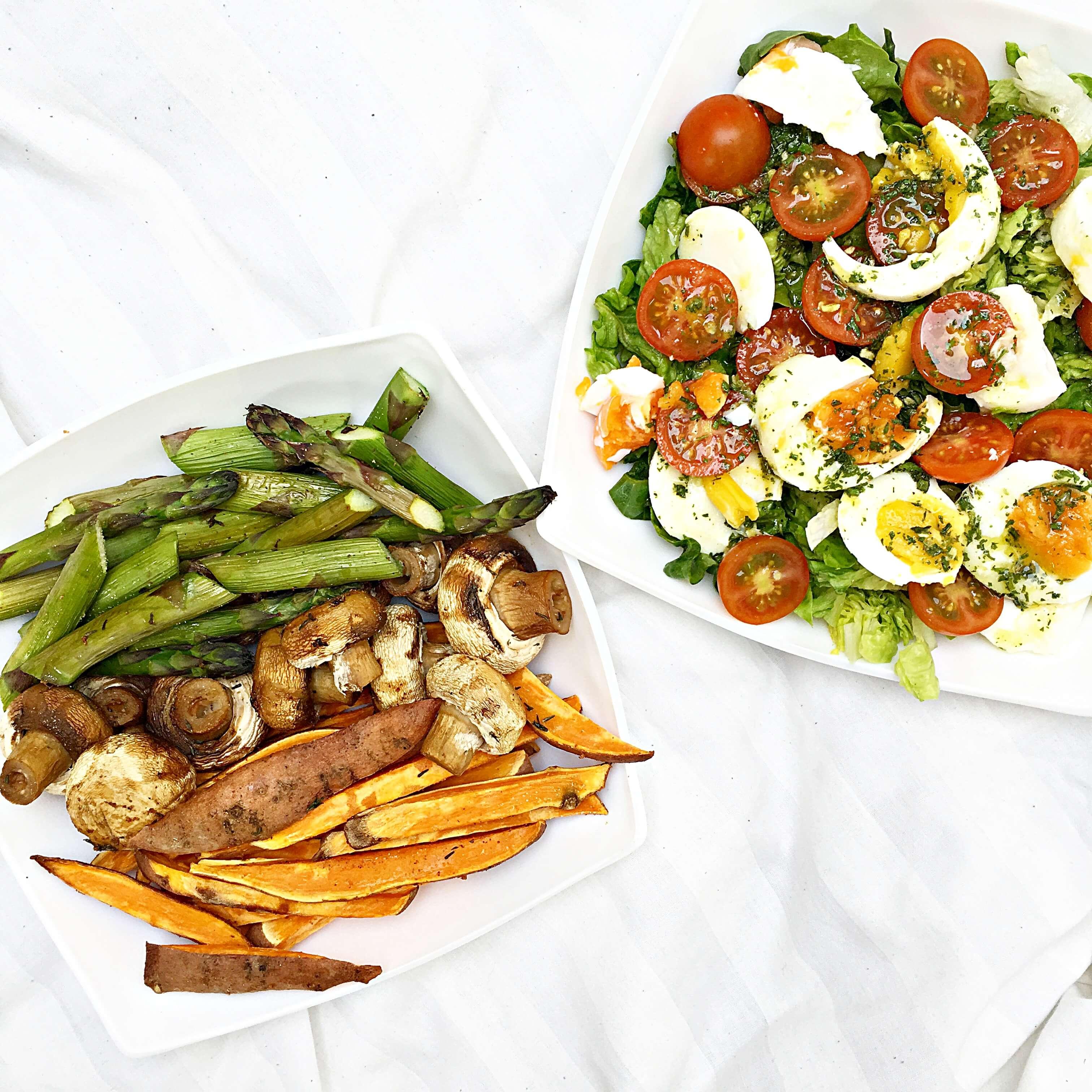 Lunch_idee_Sweet_potato_salat_lecker_schnell