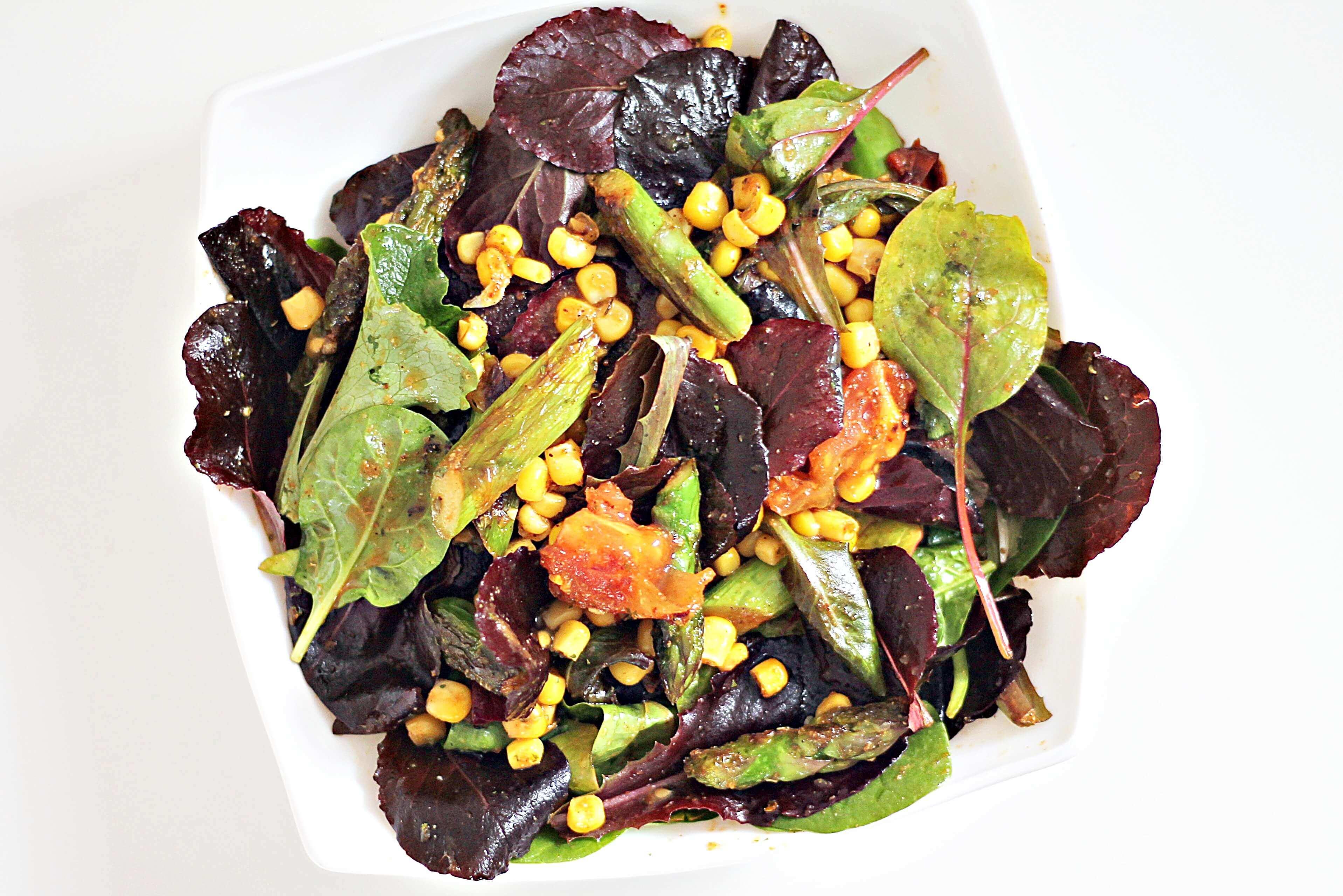 5 schnelle Salat-Ideen