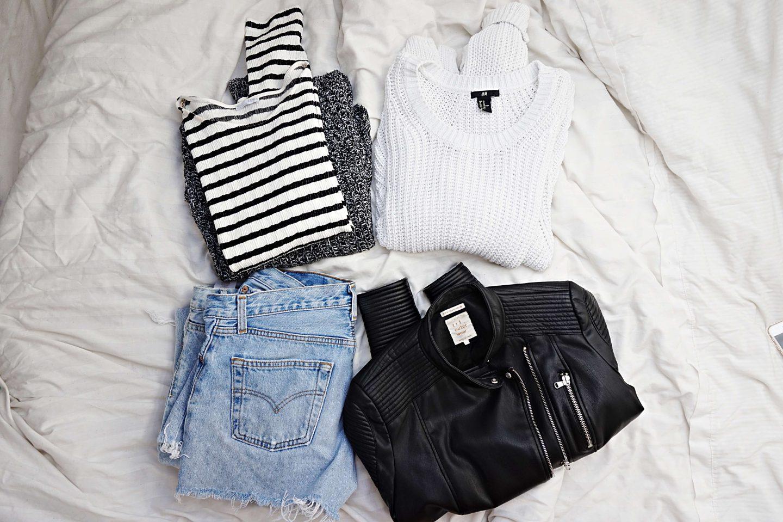 6 Step Minimalist Wardrobe