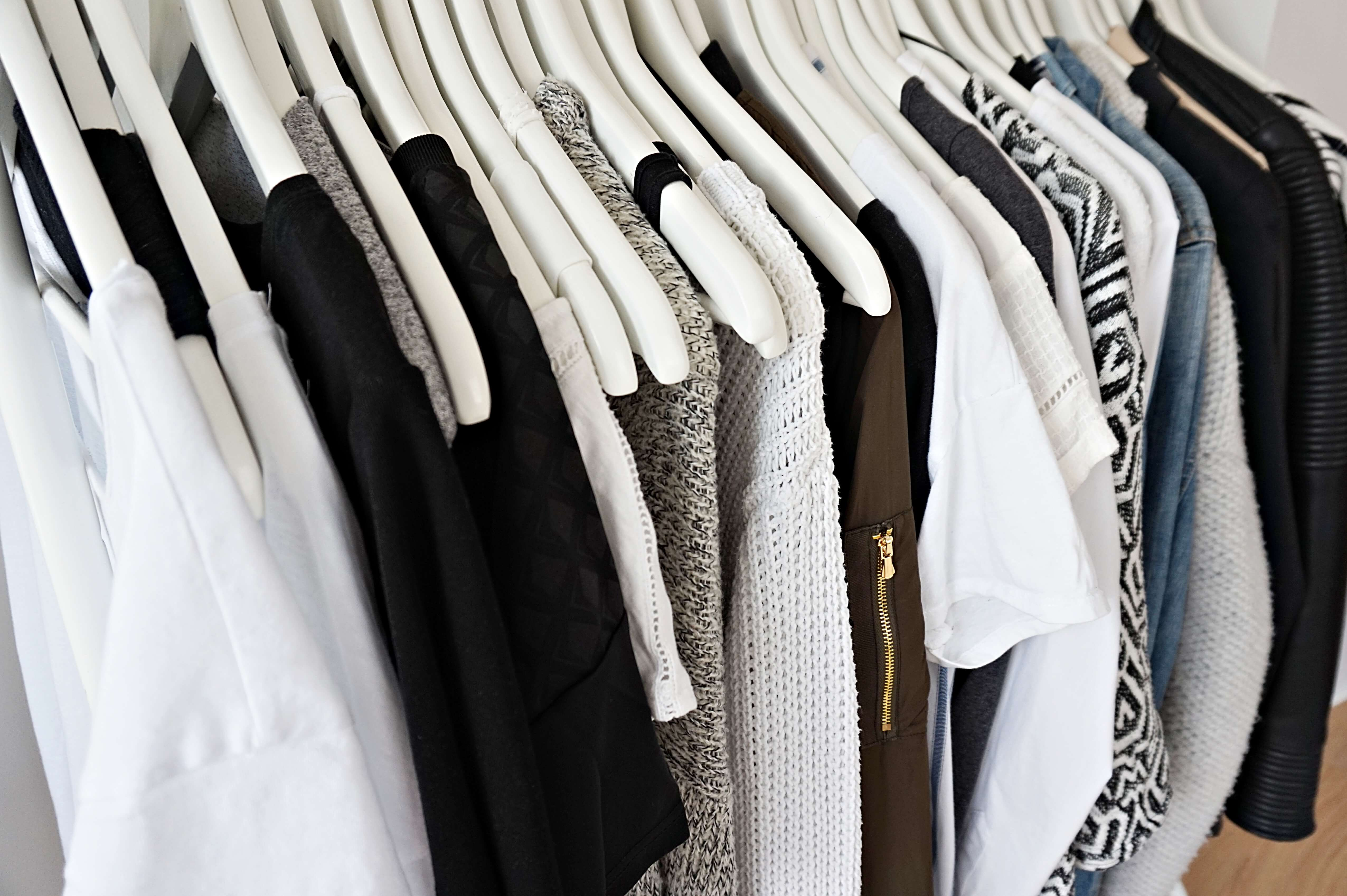 Minimalist Wardrobe Fithealthydi Lifestyle Blog