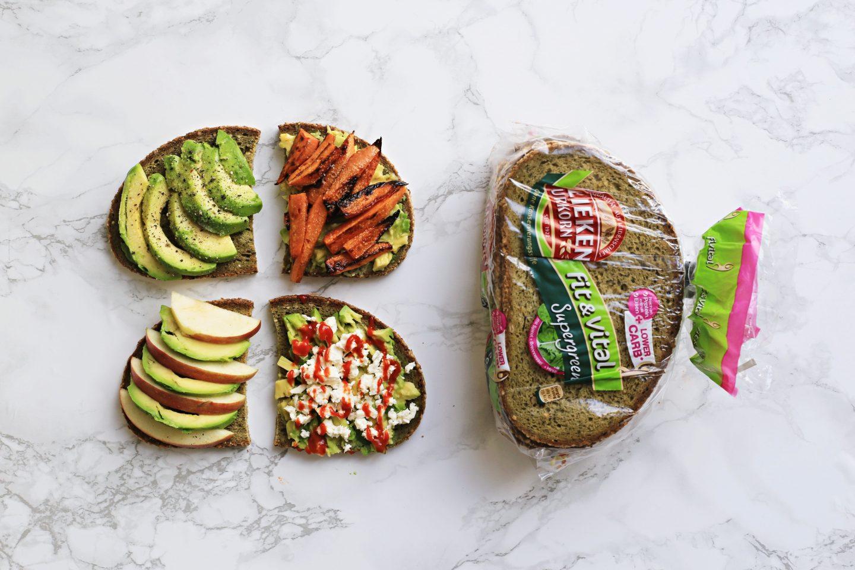 Über Food-Vorsätze und Avocado-Brote