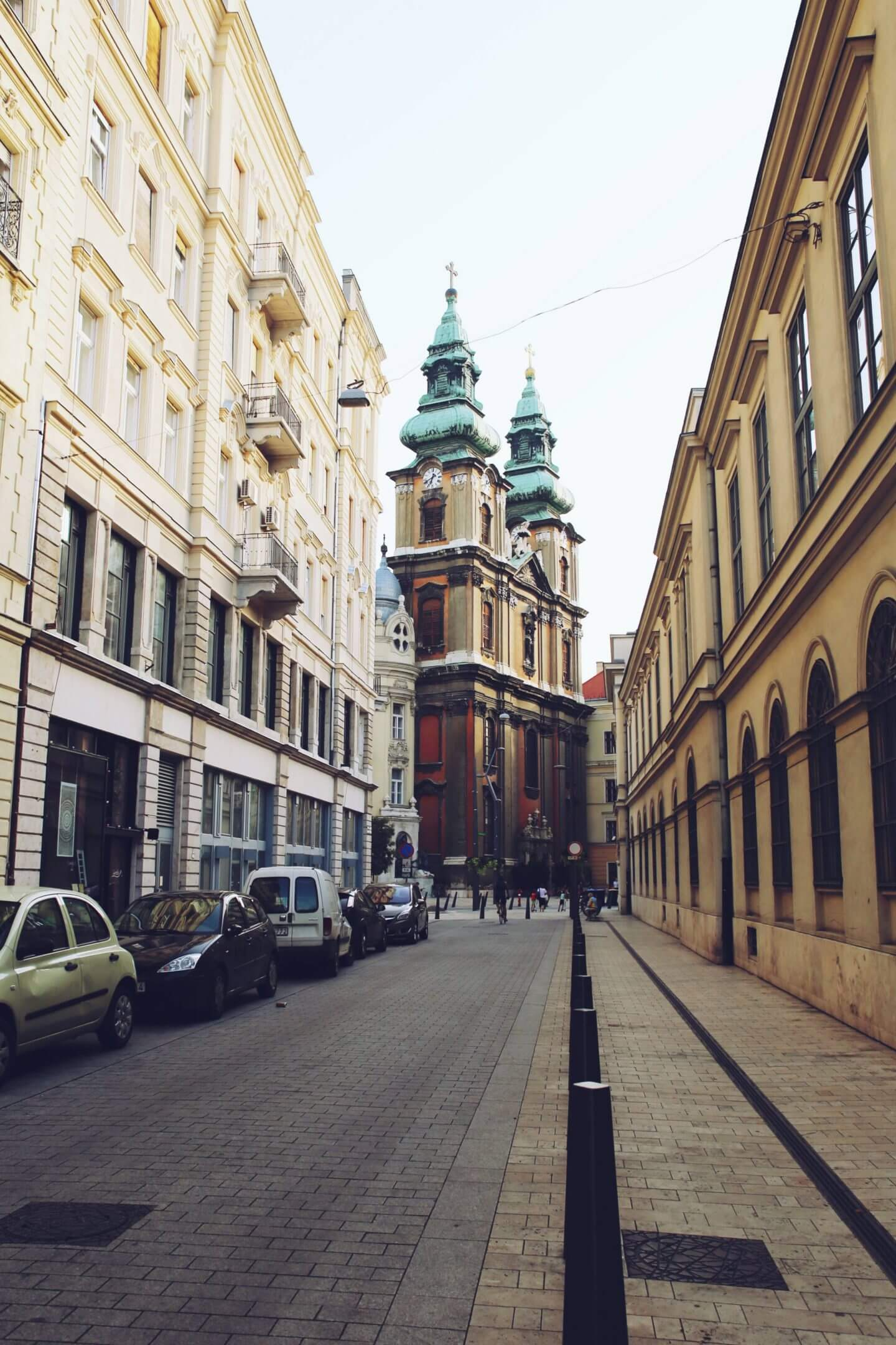 Some things to do in … Budapest