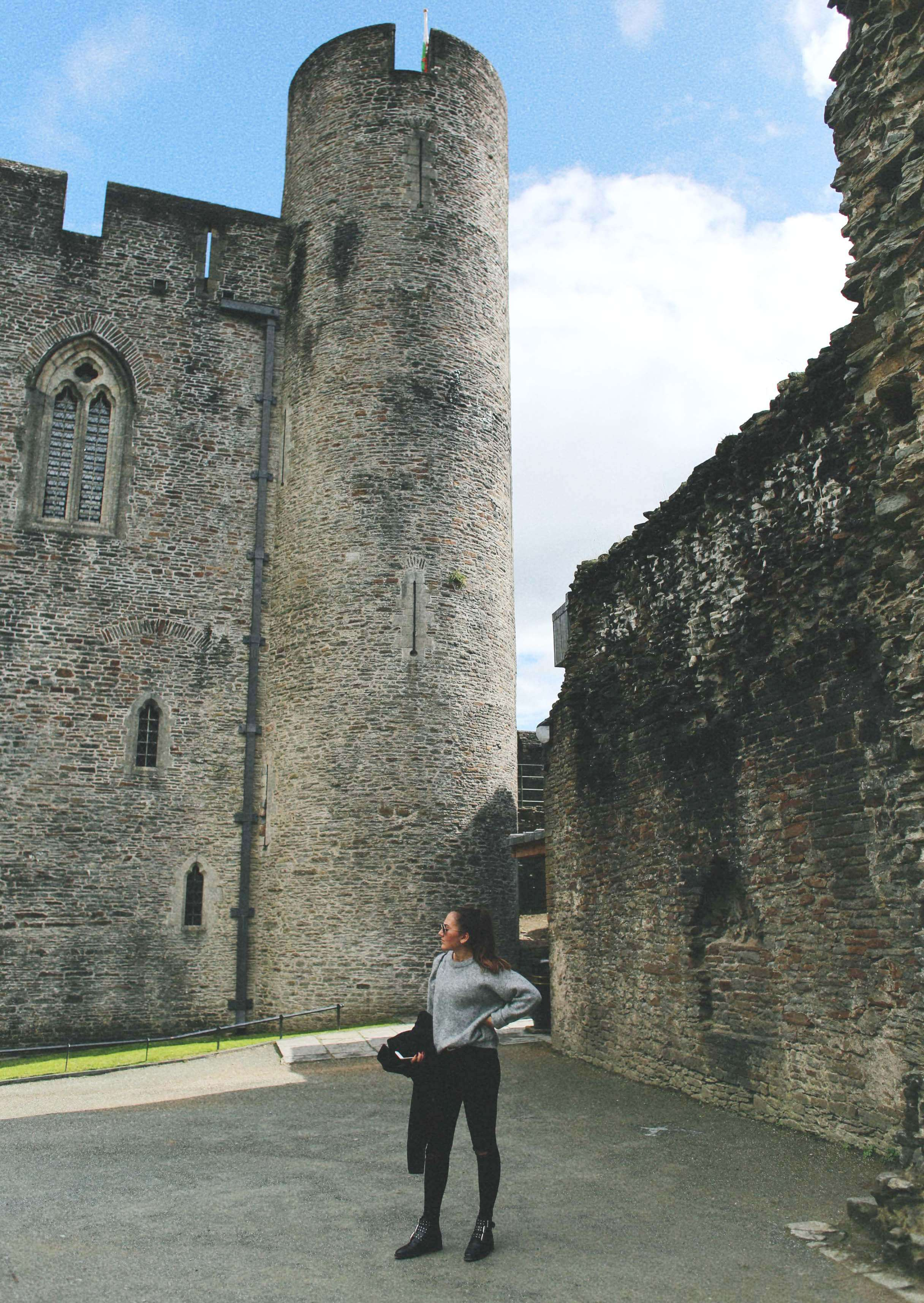 Postcards from Cardiff, Wales