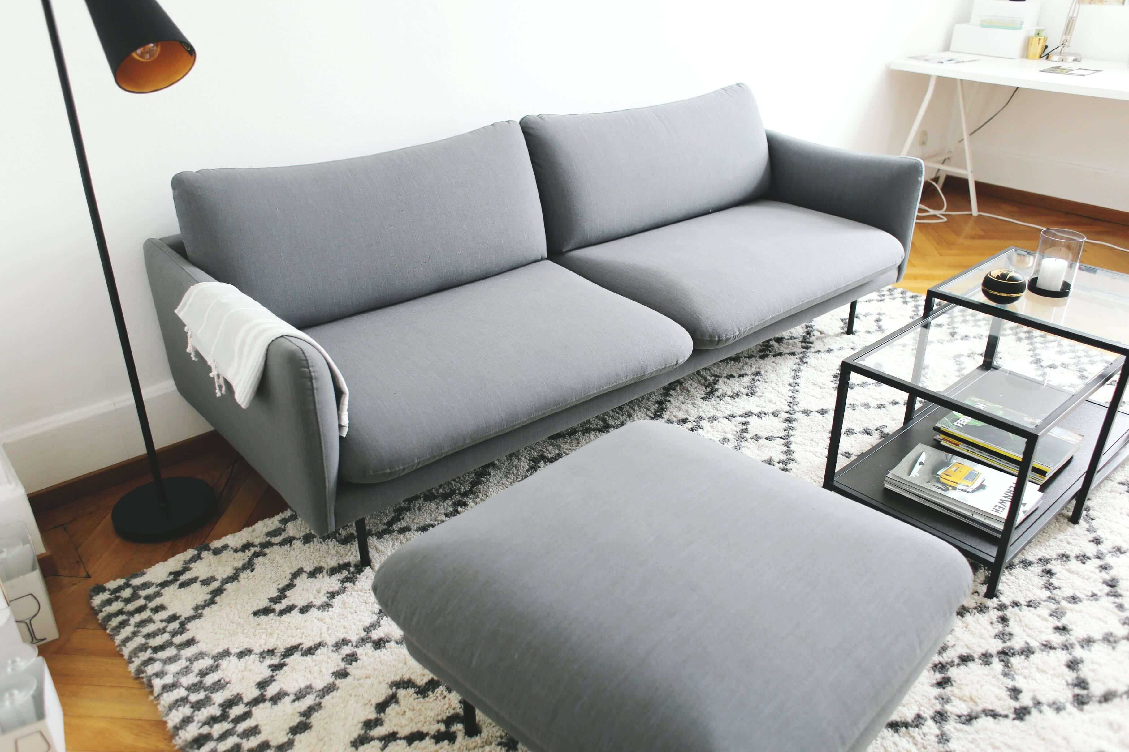 Fesselnde Sofa Wohnzimmer Dekoration Von Couch-sofa-wohnzimmer-interior-doandlive-ottoliving-otto