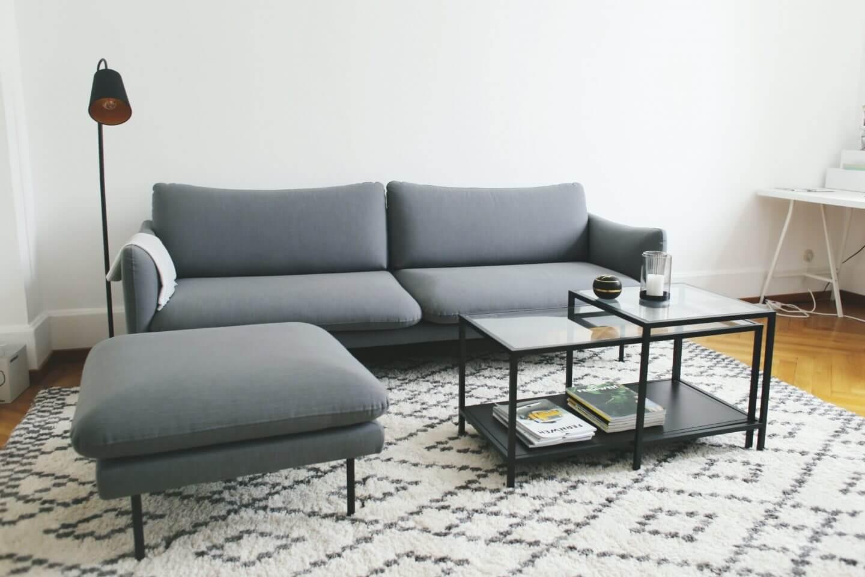 Beeindruckend Sofa Wohnzimmer Dekoration Von Links Und / Oder Rechts Vom Sofa.