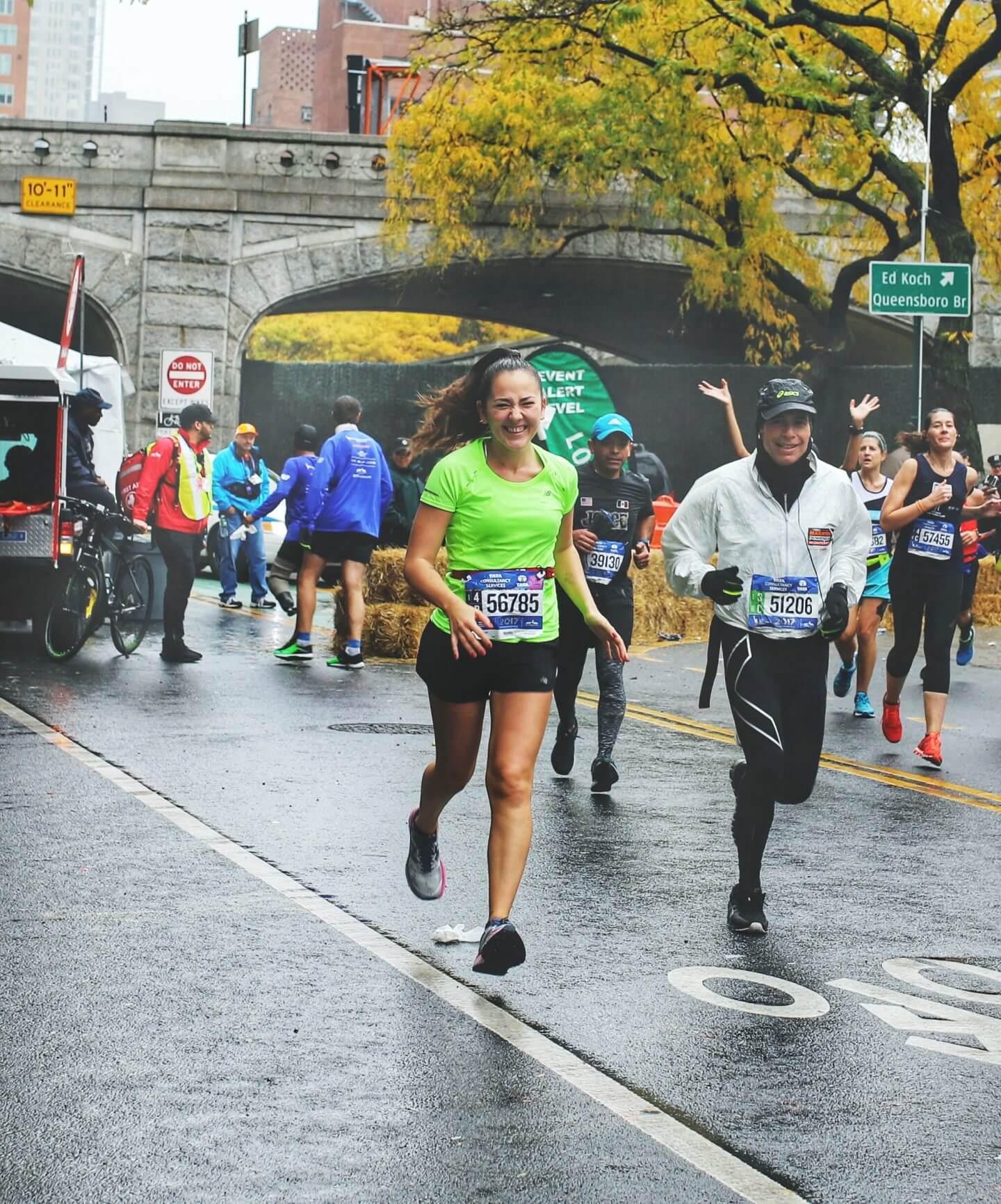42,2 Kilometer durch New York City | Mein erster Marathon