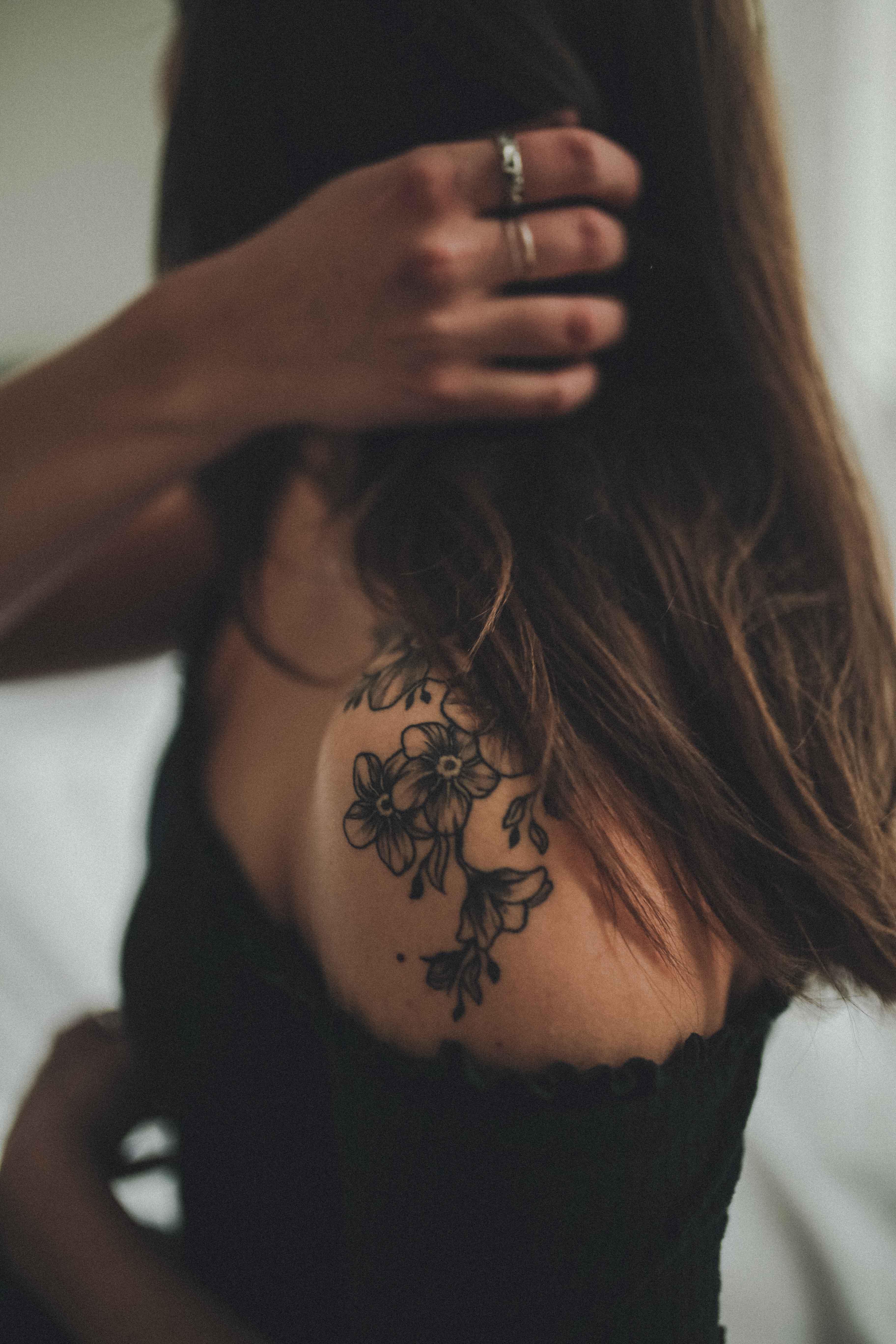 Vergissmeinnicht / Tattoos II