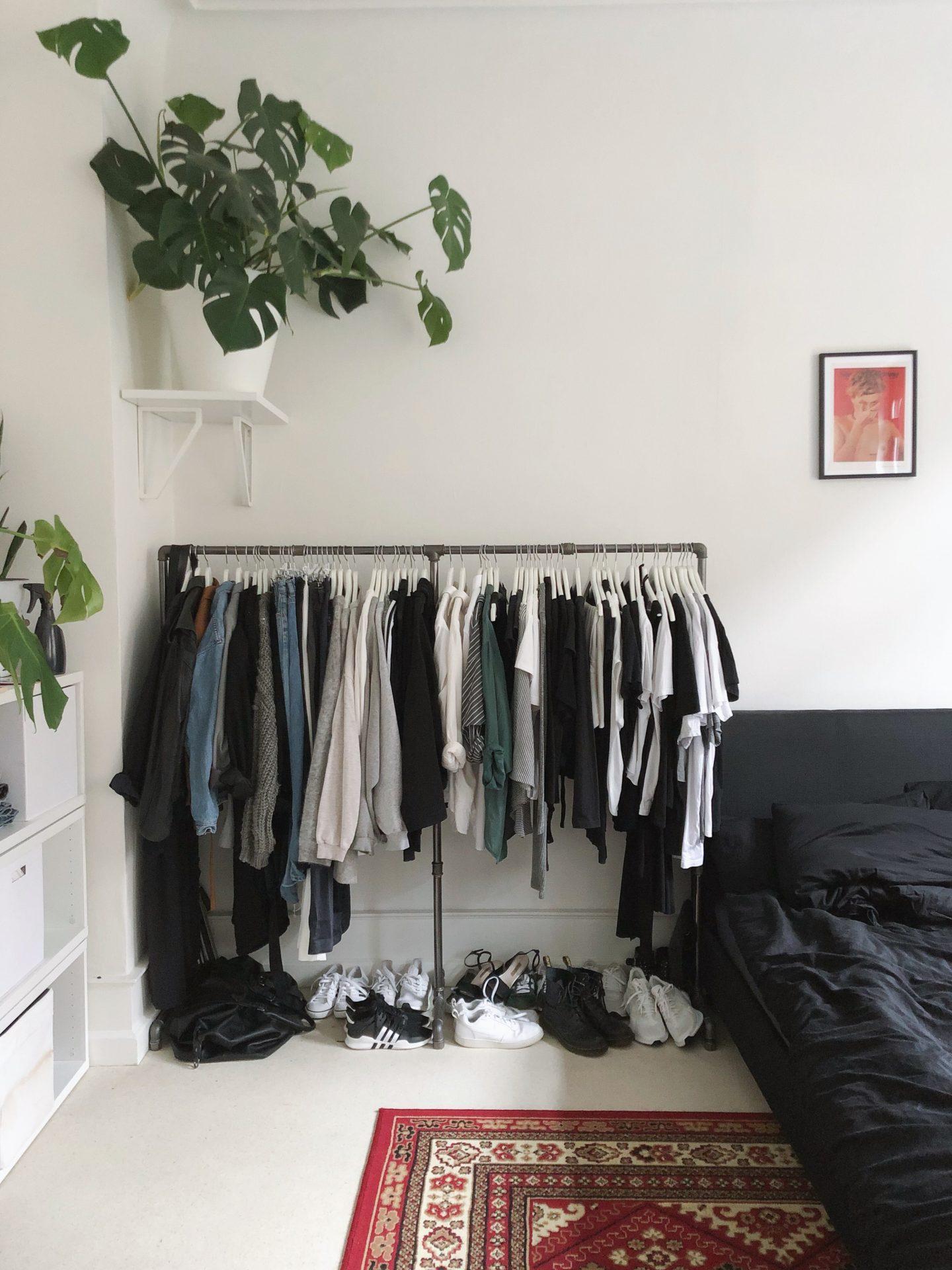 Kleiderschrank aussortieren – Q&A